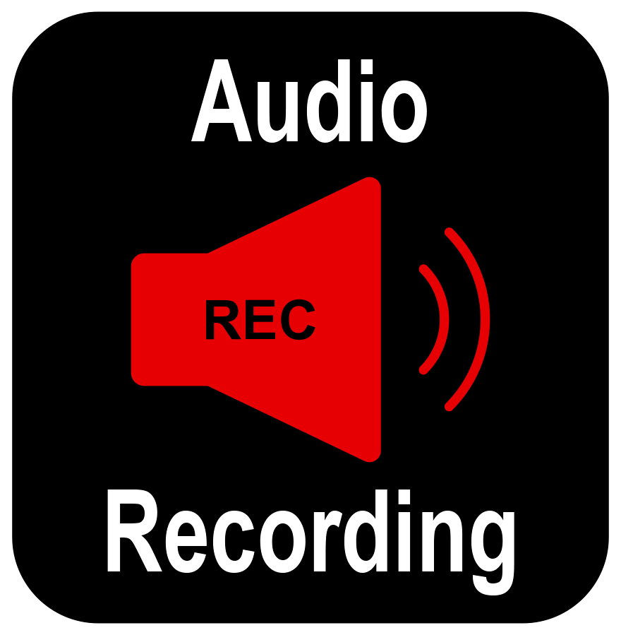 xview-audio-recording-icon